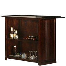 Coastal Bar with Wine Storage