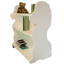 "Lion Mobile Double Sided 41.5"" Bookcase"
