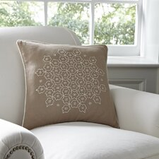 Blake Embroidered Pillow Cover