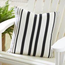Jenna Striped Indoor/Outdoor Throw Pillow