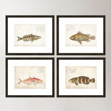 Angler Framed Print Collection