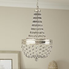 Porter 3-Light Crystal Chandelier