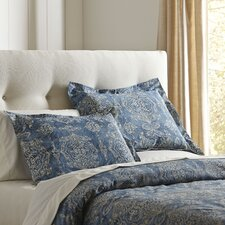 Sandrine Blue Duvet Set