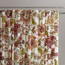 Martine Cotton Shower Curtain