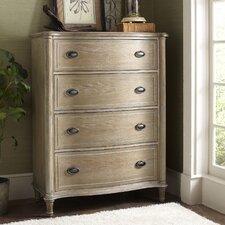Devon 4 Drawer Dresser