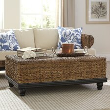 Esmont Woven Coffee Table