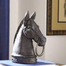 Equestrian Bust