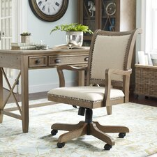 Wetherly Swivel Desk Chair