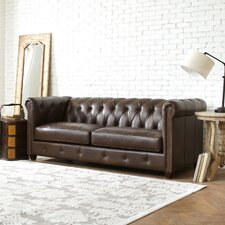 Hawthorn Leather Sofa