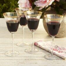 Aveline Red Wine Glasses (Set of 4)