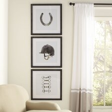 Equestrian Framed Print Collection