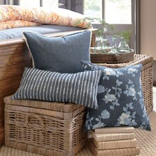 Seabury Chambray Pillow Cover Collection
