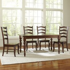 Reagan Extending Custom Dining Table, 42 x 60 inches