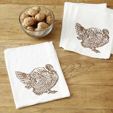 Turkey Napkins (Set of 4)