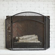 Haverhill 3 Panel Fireplace Screen