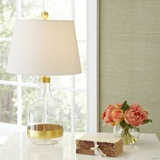 Kirkland Glass Table Lamps (Set of 2)