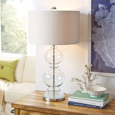 Helena Glass Table Lamp