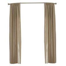 Larken Linen Single Curtain Panel