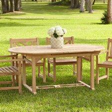 Summerton Teak Rectangular Dining Table