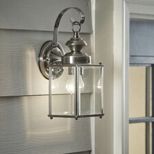 Pellston 1-Light Outdoor Wall Sconce