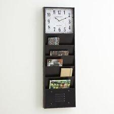 Wall Clock Organizer