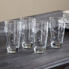 Eckhart Highball Glasses (Set of 4)