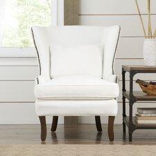 Solomon Wingback Chair