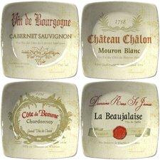 """4.65"""" Wine Labels Winners Appetizer"""