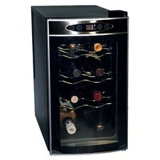 Koolatron 8 Bottle Single Zone Built-In Wine Refrigerator