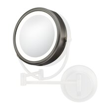 Kimball & Young Lens 7x with Frame Rim Support Mirror