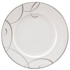 "Elegant Swirl 10.75"" Dinner Plate (Set of 4)"