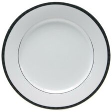 "Black Tie 10.5"" Dinner Plate (Set of 4)"