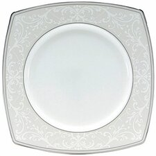 """Symphony 9"""" Square Accent Plate (Set of 4)"""