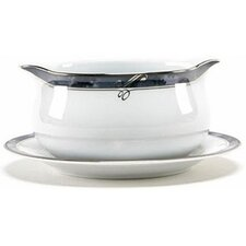 Sentiments Moonstone Gravy Boat
