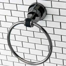 Water Onyx  Wall Mounted Towel Ring