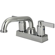 Nuvo Fusion Double Handle Centerset Kitchen Faucet