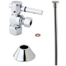Trimscape Contemporary Plumbing Toilet Trim Kit