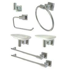 Claremont 7 Piece Bathroom Hardware Set
