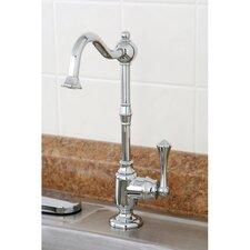 Vintage Single Handle Water Filtration Faucet