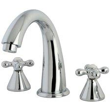 Naples Double Handle Roman Tub Faucet