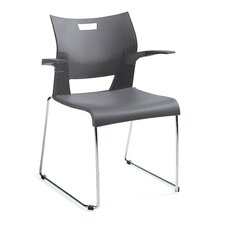 Duet Classroom Stacking Chair