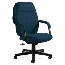 Commerce High-Back Pneumatic Executive Chair