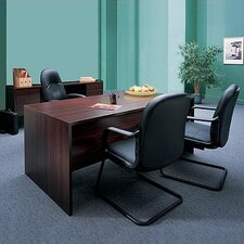 Genoa 2-Piece Standard Desk Office Suite