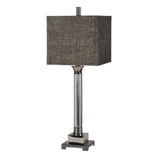 """Pacy 30"""" H Table Lamp with Square Shade"""