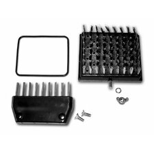Pro Grill Cleaning Tool Replacement Brush Set