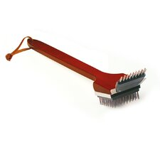 Little Wood Brush Grill Cleaning Tool