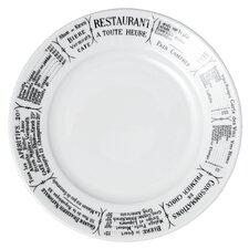 "Brasserie 9.5"" Plate"