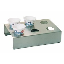Stainless Steel Sno Cone Holder