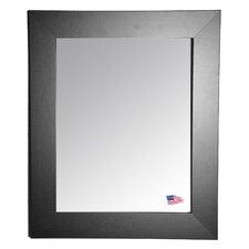 Ava Black Tie Wall Mirror