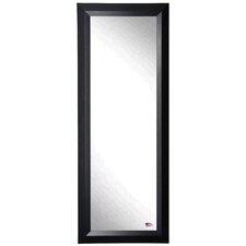 Ava Popular Black Slant Full Length Body Mirror